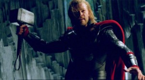 Thor's Chris Hemsworth