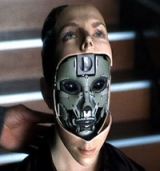"A robot in ""A.I. Artificial Intelligence"" (Amblin Entertainment)"