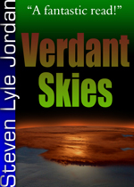 cover of Verdant Skies
