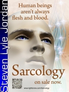 Sarcology ad card