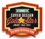 Book Designer Gold Star award