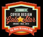 Book Designer Gold Star award