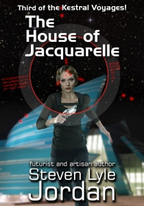cover of The Kestral Voyages: The House of Jacquarelle