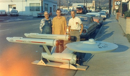 Enterprise original model
