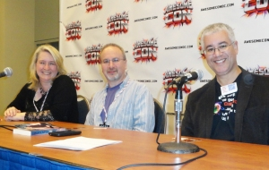 the Heroes panel