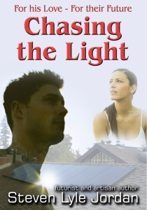 cover of Chasing the Light