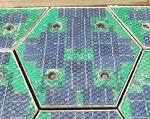 solar road tile