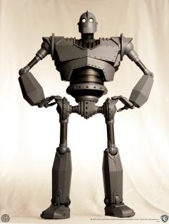 Iron Giant by Mondo