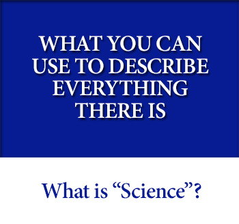 what is science