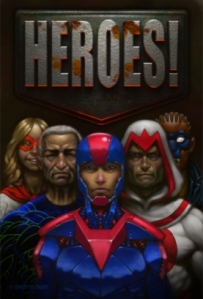 HEROES anthology cover