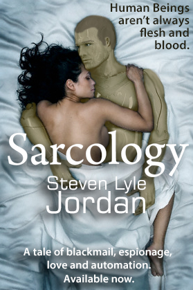 Human Beings aren't always flesh and blood. Sarcology, available now.