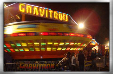 Gravitron ride