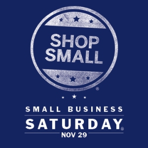 small business saturday Nov 29 2014