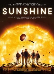 Sunshine movie poster