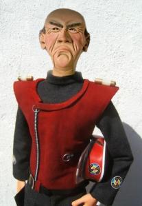 Captain Grumpy Pants