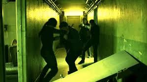 Daredevil fight scene